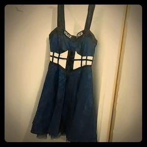 Hot Topic TARDIS dress